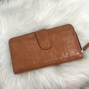 Vintage Hato Hasi large multi compartment wallet